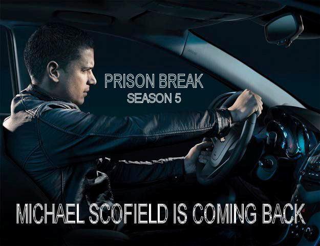 دانلود فصل 5 پنجم سریال فرار از زندان