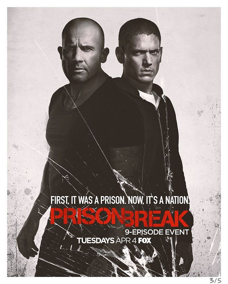 دانلود فصل 5 پنجم سریال فرار از زندان 2017
