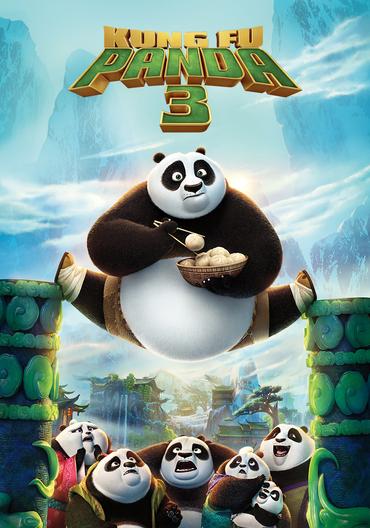 دانلود دوبله فارسی انیمیشن پاندای کونگ فو Kung Fu Panda 3