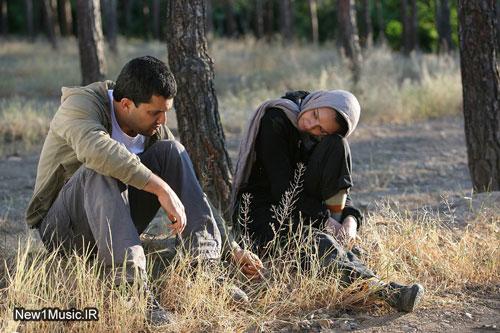دانلود فیلم زندگی با چشمان بسته حامد بهداد و ترانه علیدوستی